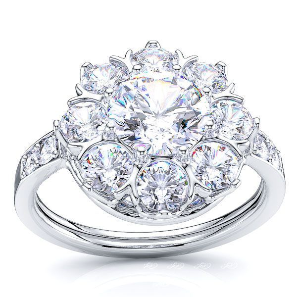 Colorado Fancy Engagement Ring