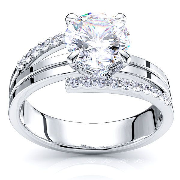 Montanae Fancy Engagement Ring