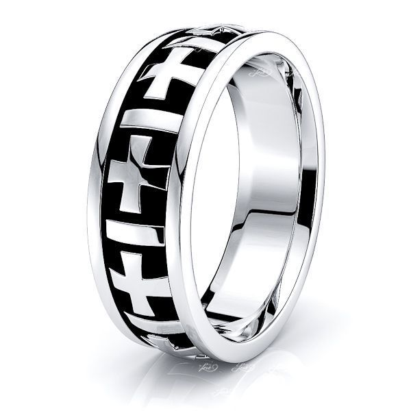Sean Christian Handmade Mens Wedding Band