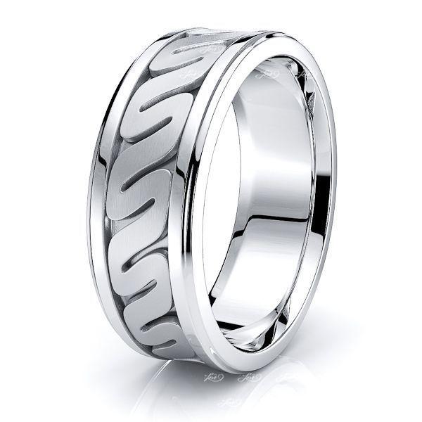 Orion Handmade Mens Wedding Ring