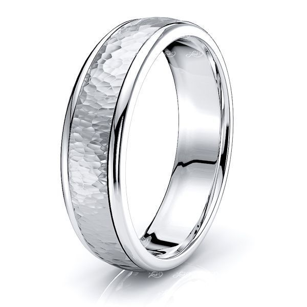 Hayes Solid 6mm Mens Wedding Ring