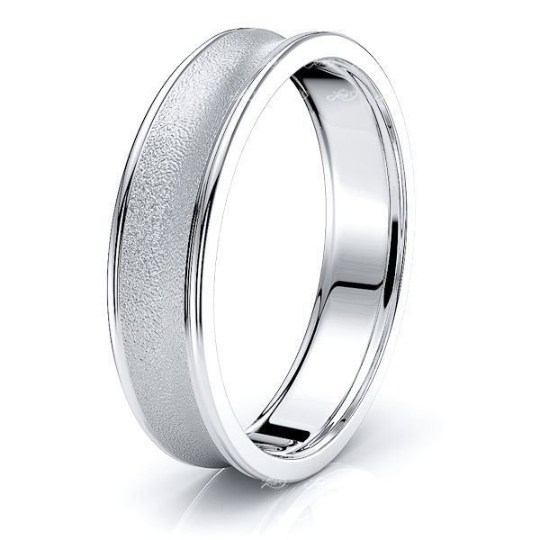 Thatcher Solid 6mm Mens Wedding Band