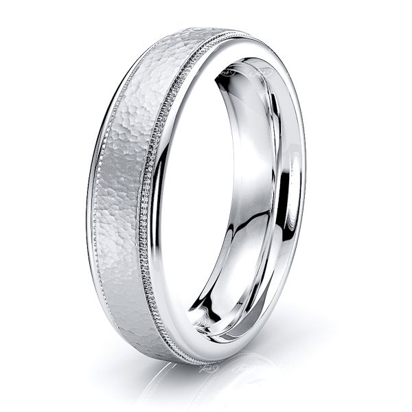 Hope Solid 6mm Mens Wedding Ring