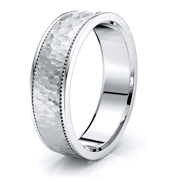 Samson Solid 7mm Mens Wedding Band