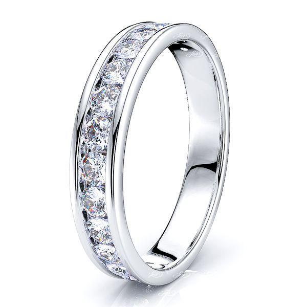 Elicia Diamond Women Anniversary Wedding Ring