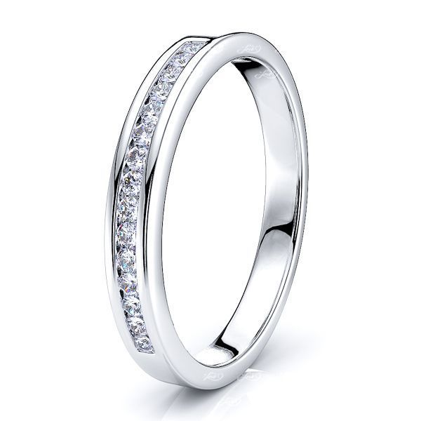 Celestina Diamond Women Anniversary Wedding Ring