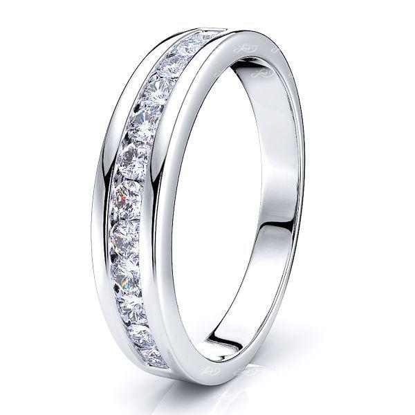 Lianne Diamond Women Anniversary Wedding Ring