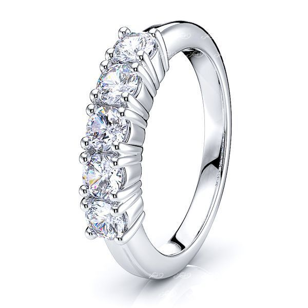 Nilda Women Anniversary Wedding Ring