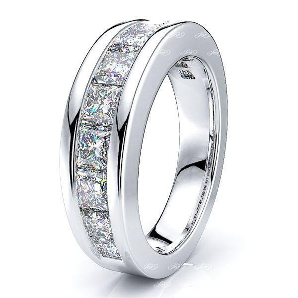 Norina Channel Set Women Anniversary Wedding Ring