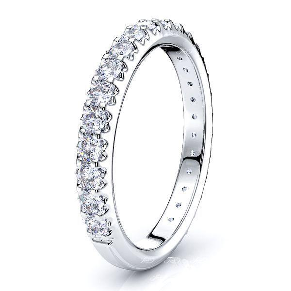 Eleonora Diamond Women Anniversary Wedding Ring