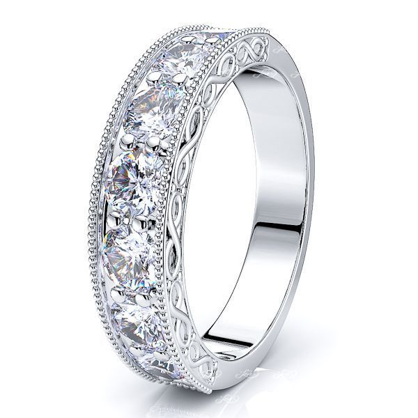 Alessandra Women Anniversary Wedding Ring
