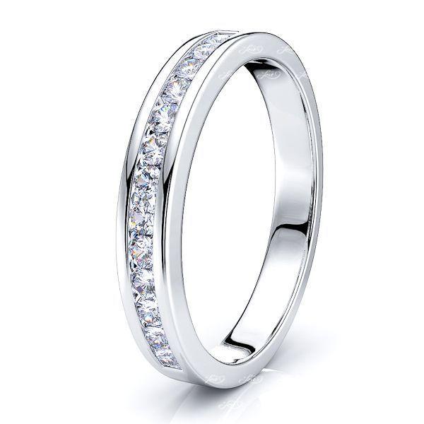 Leonor Set  Women Anniversary Wedding Ring