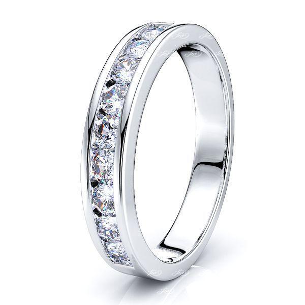 Ariane 9 Stone  Women Anniversary Wedding Ring