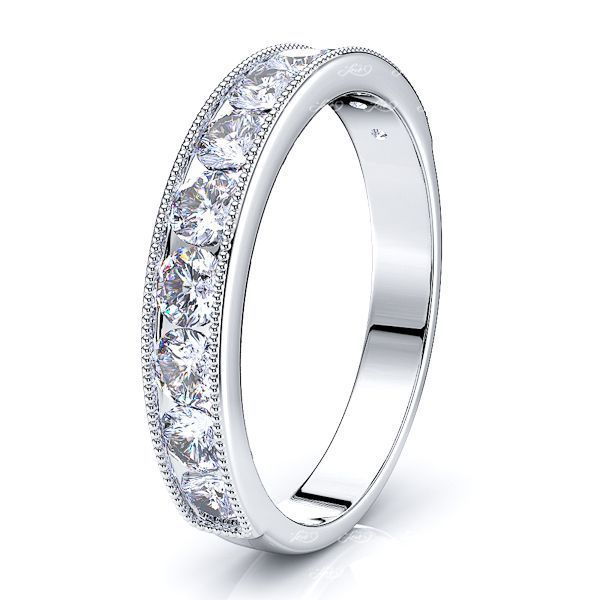 Elmira Diamond Women Anniversary Wedding Band