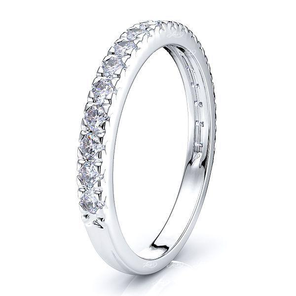 Elnora Diamond Women Anniversary Wedding Ring