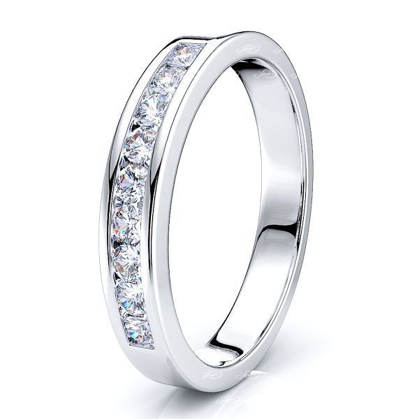 Nieves  Women Anniversary Wedding Ring