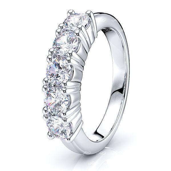 Marcelina Women Anniversary Wedding Ring