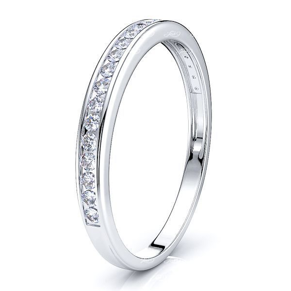 Sonia Diamond Women Anniversary Wedding Ring