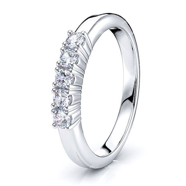 Yasmina Women Anniversary Wedding Ring