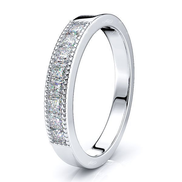 Felipa Diamond Women Anniversary Wedding Ring