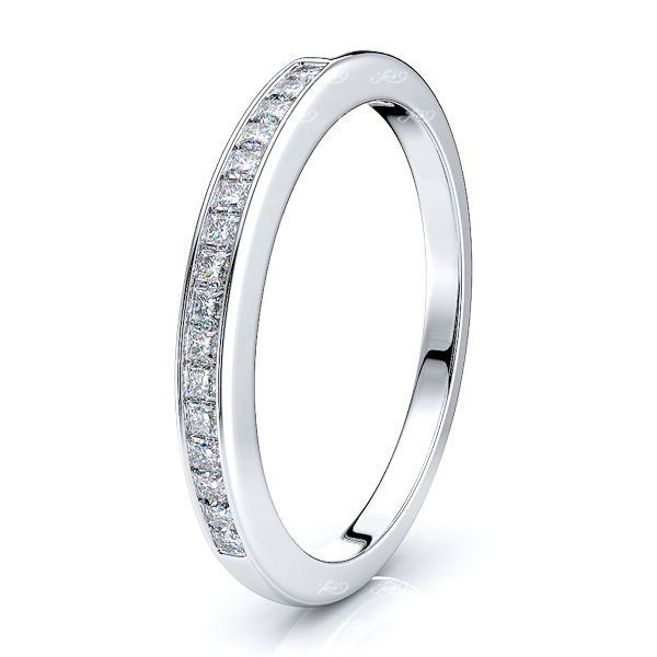 Ygraine Diamond Women Anniversary Wedding Ring