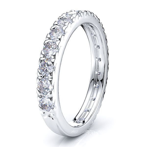 LupeDiamond Women Anniversary Wedding Ring
