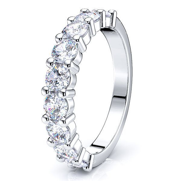 Cristiana City Diamond Women Anniversary Wedding Ring