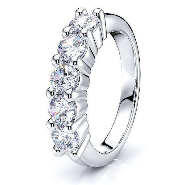 Jeanne Women Anniversary Wedding Ring