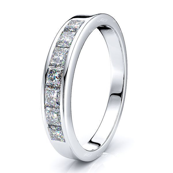 Filumena Diamond Women Anniversary Wedding Band