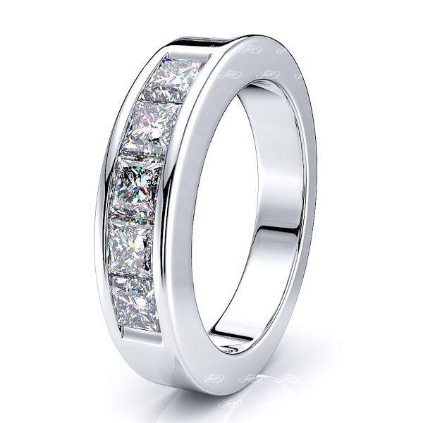 Calogera Women Anniversary Wedding Ring