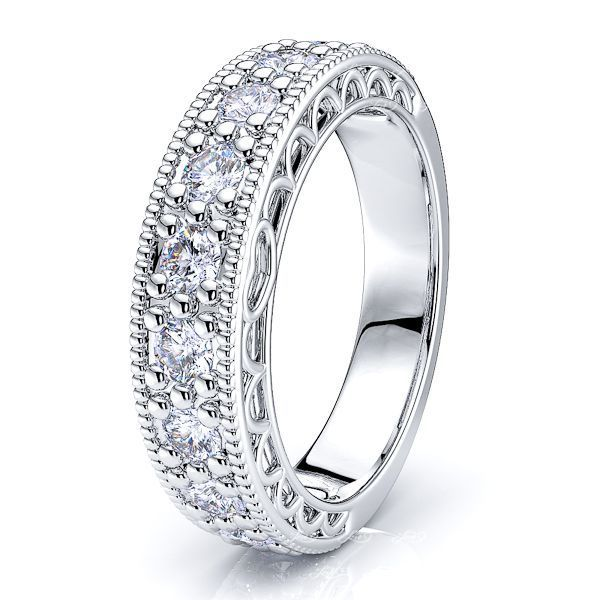 Philippine Women Anniversary Wedding Ring