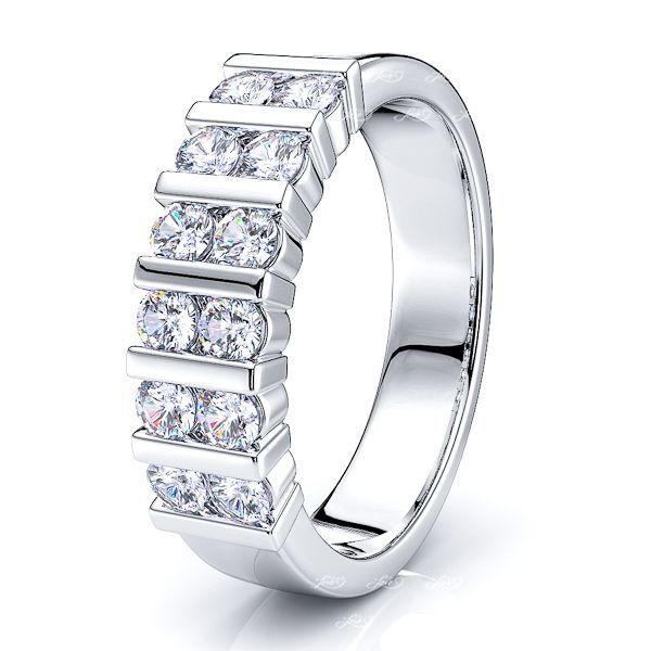 Brigitte Bar Set Women Anniversary Wedding Ring