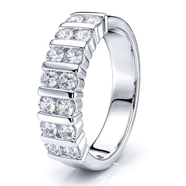 Henriette Bar Set Women Anniversary Wedding Ring
