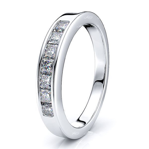 Felisa Diamond Women Anniversary Wedding Band