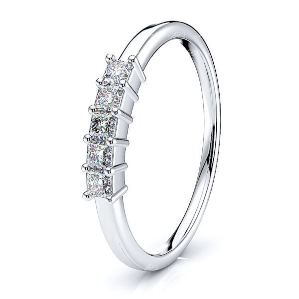 Penelope Women Anniversary Wedding Ring