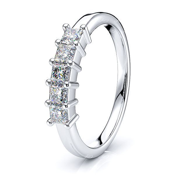 Gaetana Women Anniversary Wedding Ring