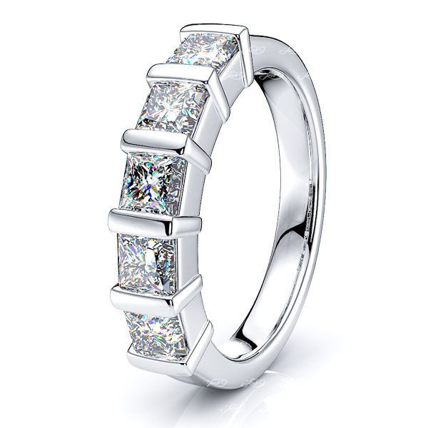 Novia Women Anniversary Wedding Ring