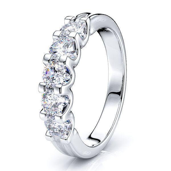 Colombina Women Anniversary Wedding Ring