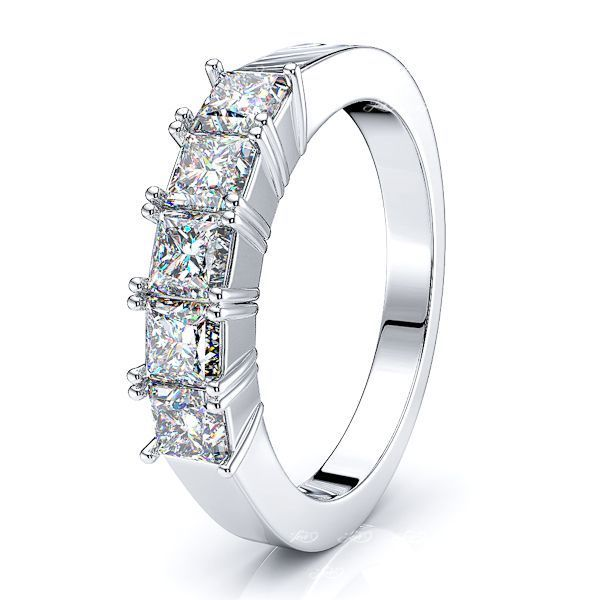 Fantine Princess Women Anniversary Wedding Ring