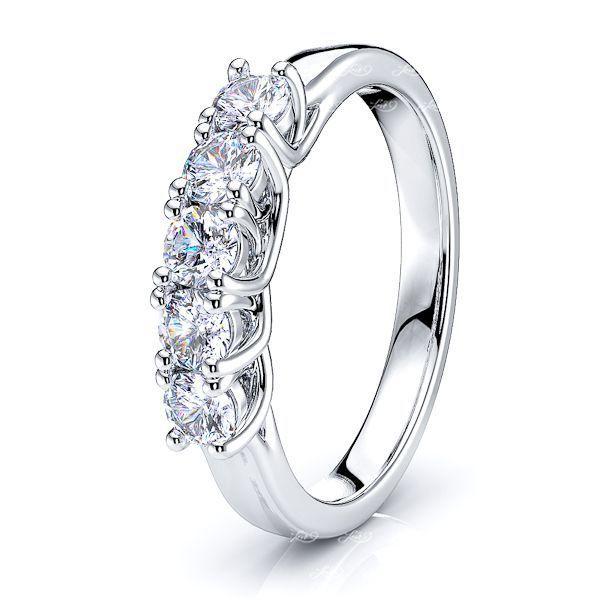 Donatella Women Anniversary Wedding Ring