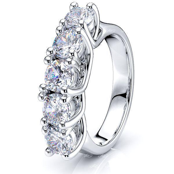 Violette Women Anniversary Wedding Ring
