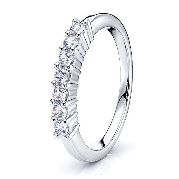 Vittoria Women Anniversary Wedding Ring