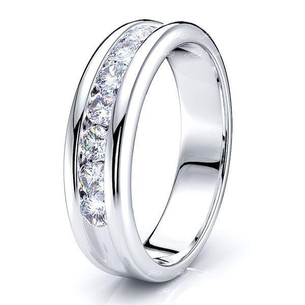 Norma Diamond Women Anniversary Wedding Ring
