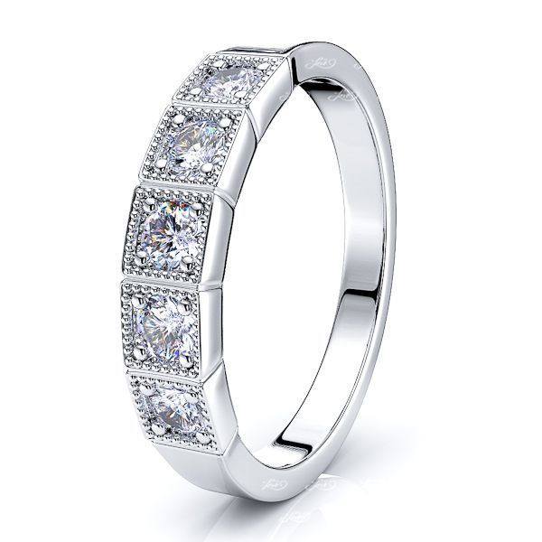 Fiore Women Anniversary Wedding Ring