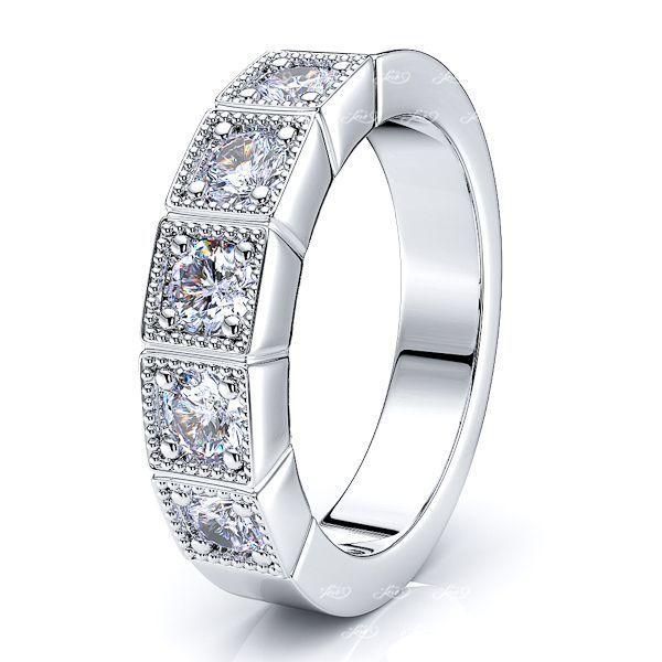 Christine Women Anniversary Wedding Ring