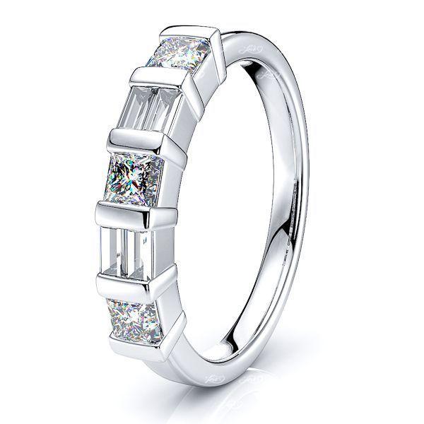 Chiara Bar Set Women Anniversary Wedding Ring