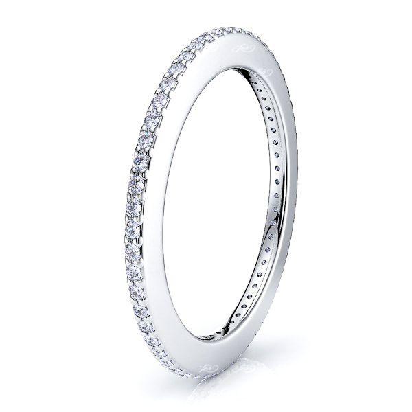 Indira Diamond Women Eternity Ring