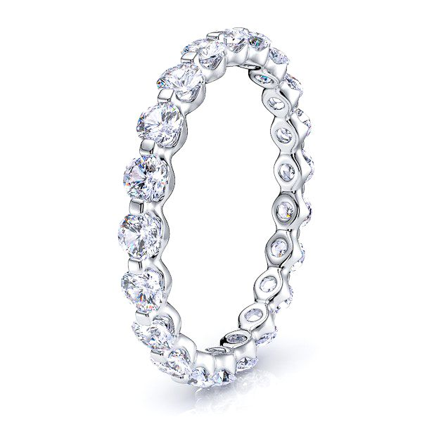 Ziva Diamond Women Eternity Ring