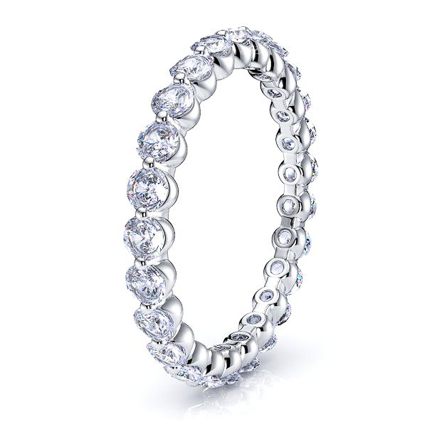 Uma Diamond Women Eternity Ring