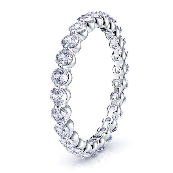 Uma Diamond Women Eternity Ring